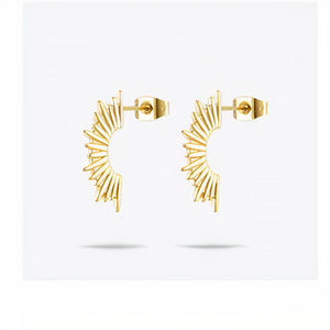 ClaudiaG Spiky Earrings