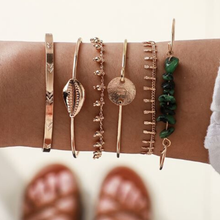 ClaudiaG Stacked Bracelet Set #2