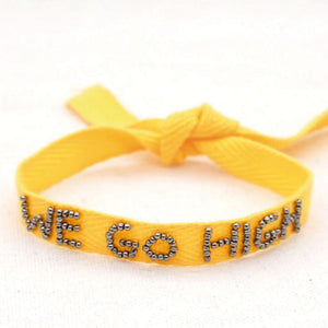 ClaudiaG Talk-To-Me Bracelet: We Go High