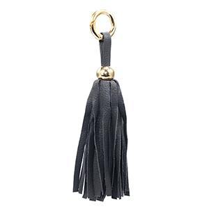 ClaudiaG Tassel - Charcoal/Gold