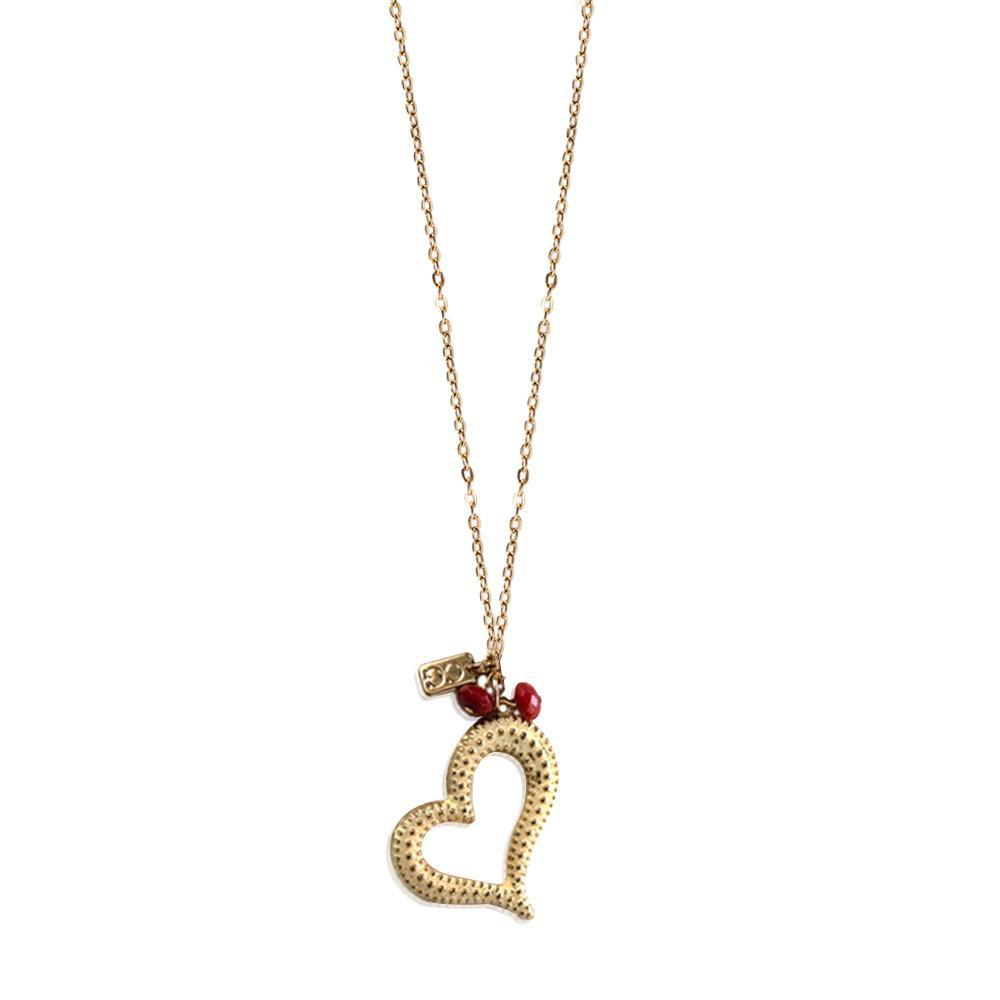 ClaudiaG The Heart Necklace