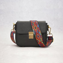 ClaudiaG Tiny Leather Crossbody -Black (Option 2)