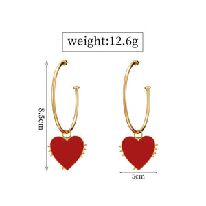 ClaudiaG Together Earrings