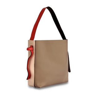 ClaudiaG Versa Tote - Grey/Tan