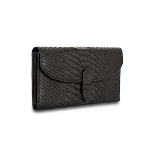 ClaudiaG Wealthy Wallet -Black