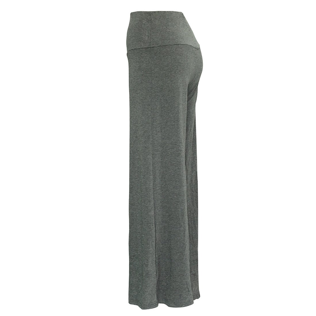 ClaudiaG Zipper Comfy Pants -Charcoal
