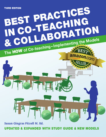 Co-teaching and Collaboration - Gift Pack (digital download)