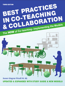 Best Practices in Co-teaching & Collaboration (paperback)