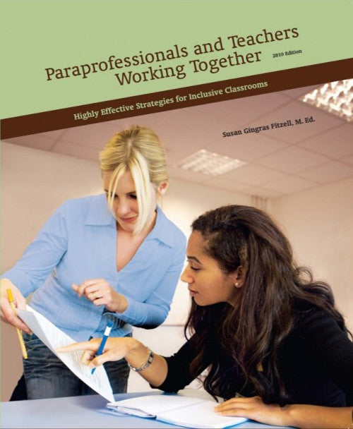 Paraprofessionals - Gift Pack (digital download)