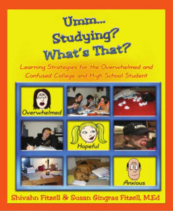 Umm Studying? What's That? (paperback)