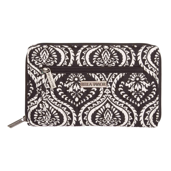 DAHLIA SIGNATURE ZIP WALLET
