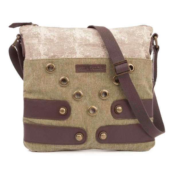 DELTA EXPLORER CROSSBODY