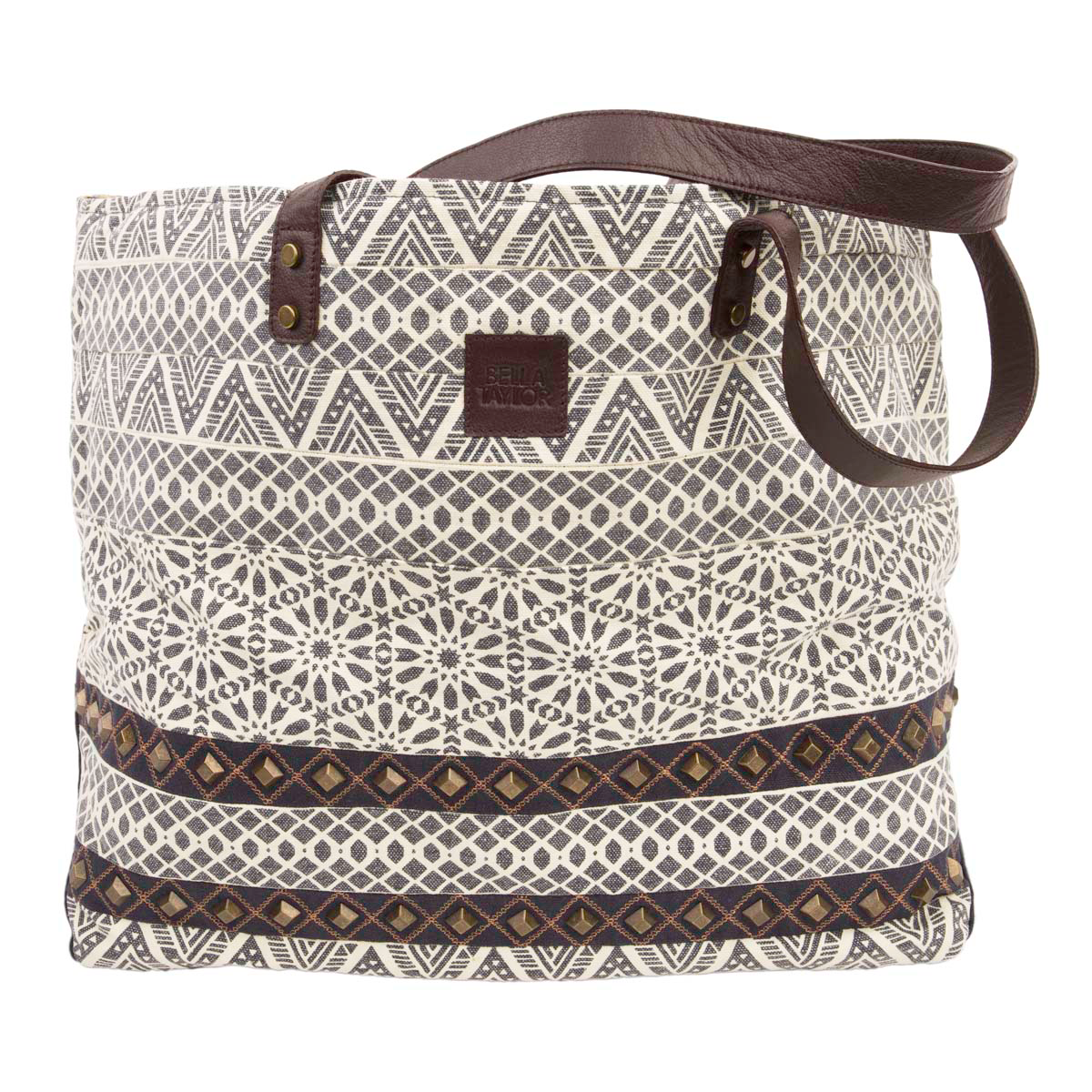 BROOKE WIDE TOTE