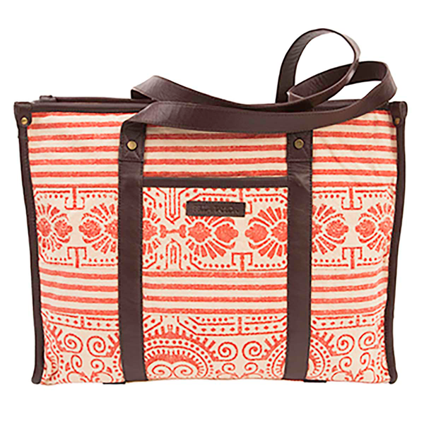 AMBER MARKET TOTE