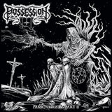 "Possession / Venefixion ""Passio Christi - Part II / Necrophagous Abandon"" Split LP"