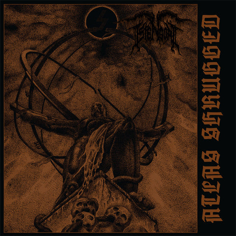 "Istengoat ""Atlas Shrugged"" LP"