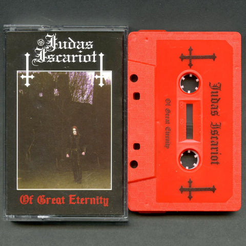 "Judas Iscariot ""Of Great Eternity"" MC"