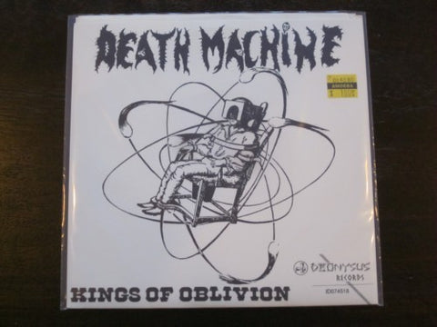 "Kings Of Oblivion ""Death Machine"" 7"""