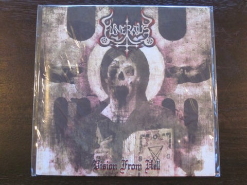 "Funeratus ""Vision From Hell"" 7"""