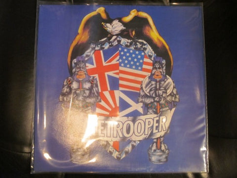 "Statetrooper ""3 Track 12"" EP"" MLP (Neat Records)"