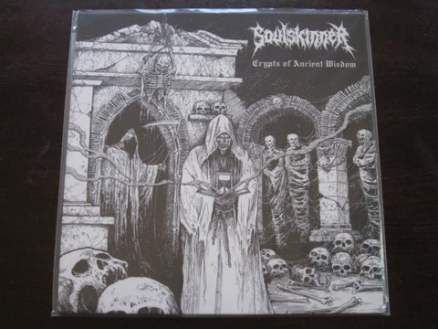 "Soulskinner ""Crypts of Ancient Wisdom"" LP (Thou Art Lord)"