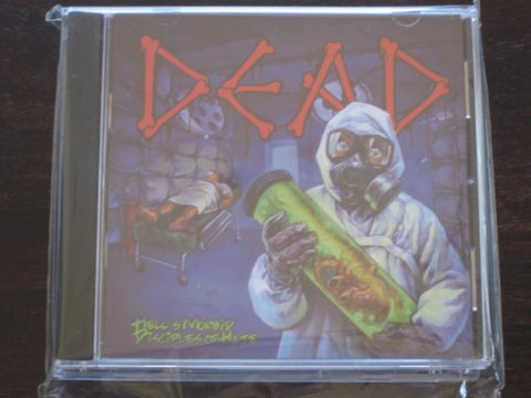 "Dead ""Hell's Morbid Disciples of Hate"" Double CD"