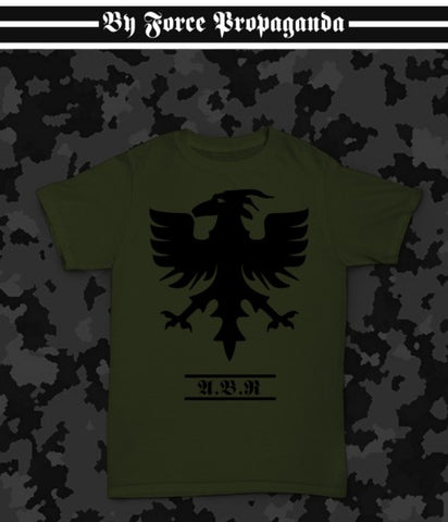 "Revenge ""ABR Goat Phoenix"" Dark Green TS S (By Force)"