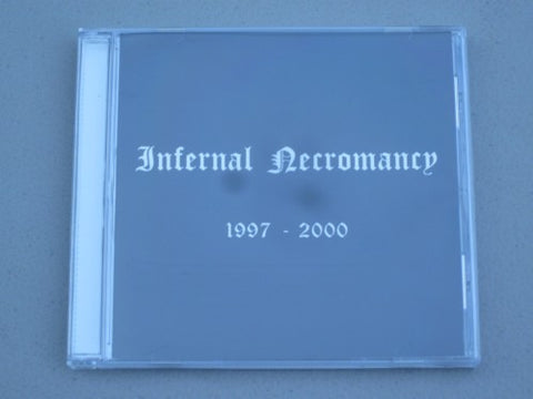 "Infernal Necromancy ""1997-2000"" CD"