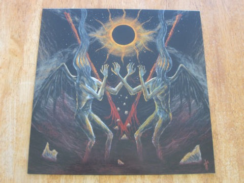 "Pestilentia ""Where the Light Dies"" LP"