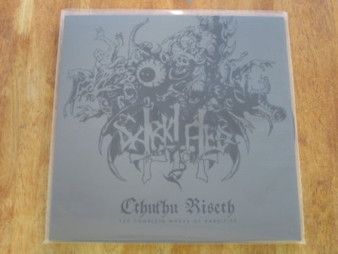 "Darkified ""Cthulhu Riseth"" LP+Booklet"