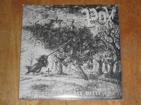 "Pox ""Door den Holder Verrezen"" 7"""