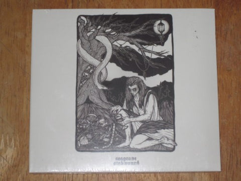 "Seagrave ""Stabwound"" Digipak CD"