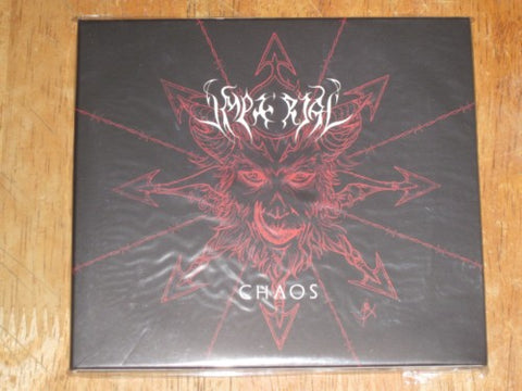 "Imperial ""Chaos"" Digipak CD"