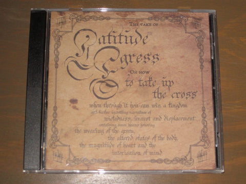 "Latitude Egress ""To Take Up the Cross"" CD"