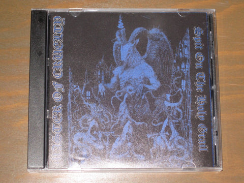 "Master of Cruelty ""Spit on the Holy Grail"" CD"