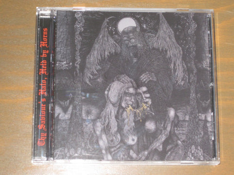 "Sadokist ""Thy Saviour's Halo, Held by Horns"" CD"