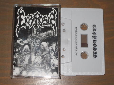 "Ekpyrosis ""Witness His Death"" Demo"