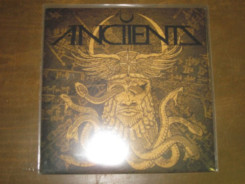 "Ancients ""Humanist / Built to Die"" 7"""
