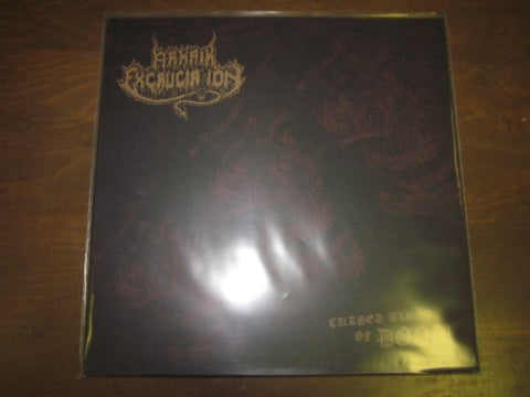 "Arkaik Excruciation ""Cursed Blood of Doom"" LP"