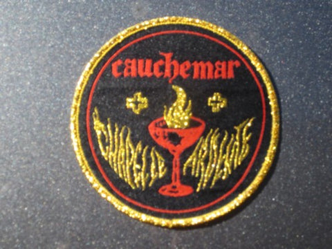 "Chauchemar ""Chapelle Ardente"" Patch"