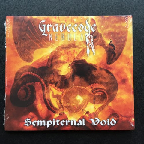 "Gravecode Nebula ""Sempiternal Void"" Digipak CD"
