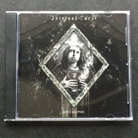 "Infernal Curse ""Apocalipsis"" CD"