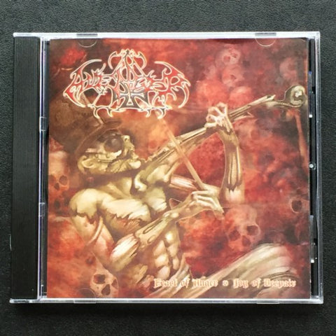 "Avenger ""Feast of Anger Joy of Despair"" CD"
