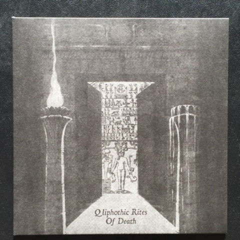 "Seventh Xul ""Qliphothic Rites of Death"" 7"""