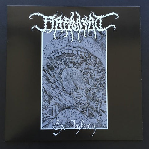 "Arphaxat ""Ex Inferis"" LP"