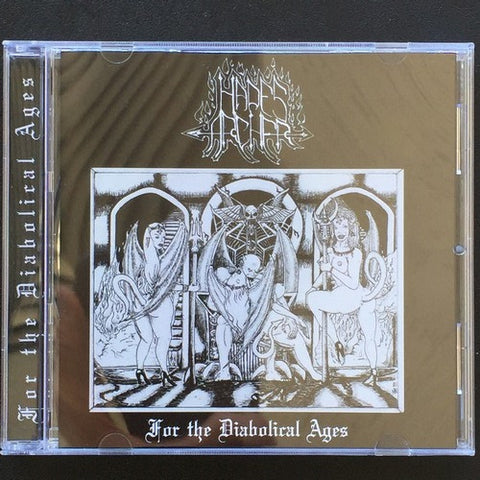 "Hades Archer ""For the Diabolical Age"" CD"