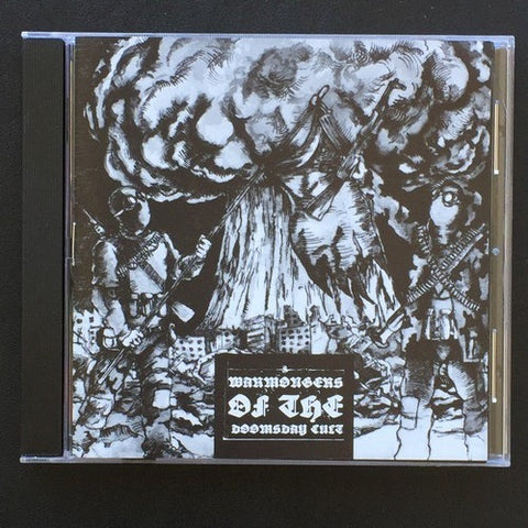 Seges Findre / Doomsday Cult Split CD