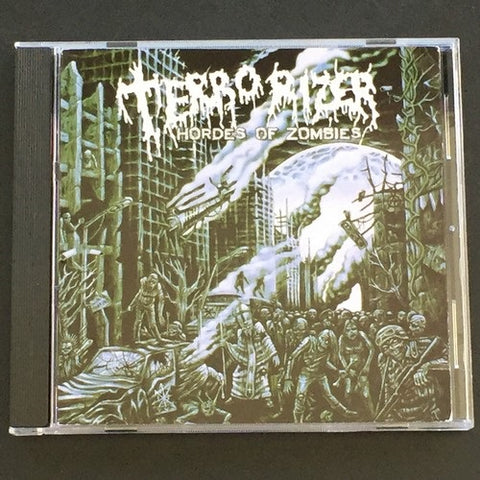 "Terrorizer ""Hordes of Zombies"" CD"