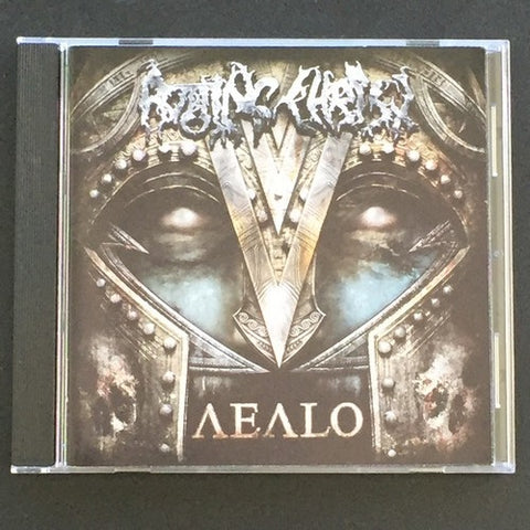 "Rotting Christ ""Aealo"" CD"