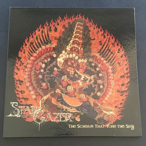 "Stargazer ""The Scream That Tore The Sky"" LP (Casewrapped Jacket)"